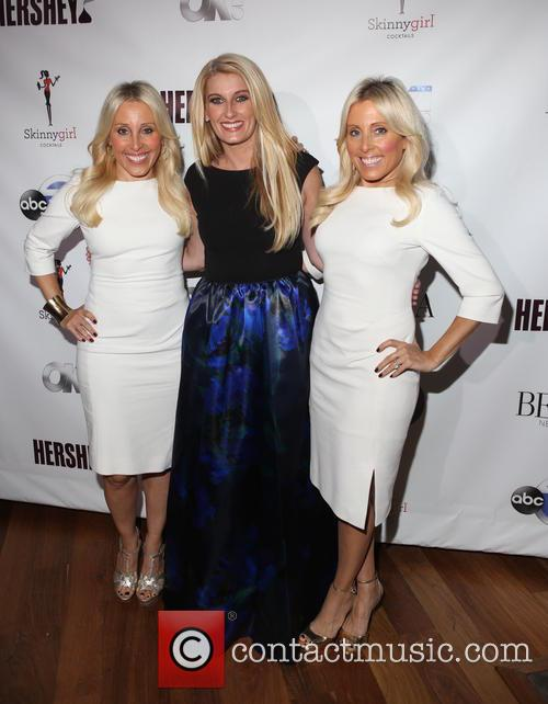 Courtenay Hall, Stylist Twins Mindy and Paula Shapiro 1