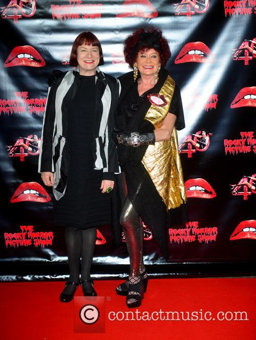 Nell Campbell and Patricia Quinn 3