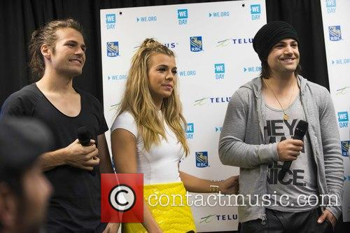 The Band Perry, Reid Perry, Kimberly Perry and Neil Perry 5