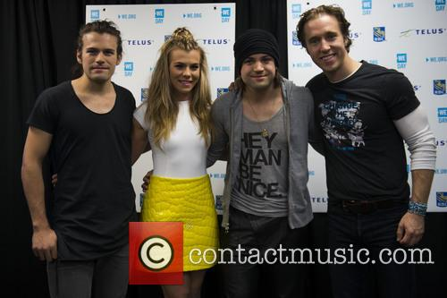 The Band Perry, Reid Perry, Kimberly Perry and Neil Perry 6