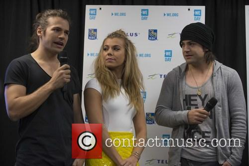 The Band Perry, Reid Perry, Kimberly Perry and Neil Perry 7