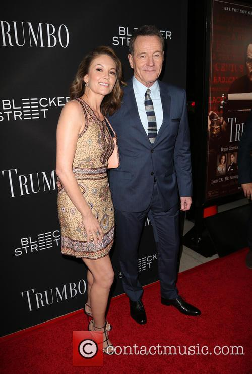 Bryan Cranston and Diane Lane 1