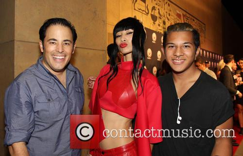 Guillermo Ulysses, Bai Ling and Tai Urban 1