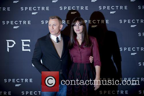 Daniel Craig and Monica Bellucci 2
