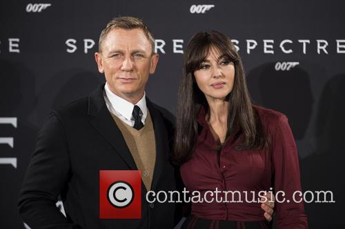 Daniel Craig and Monica Bellucci 4