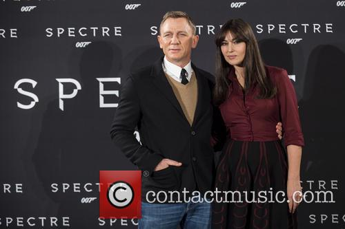 Daniel Craig and Monica Bellucci 5