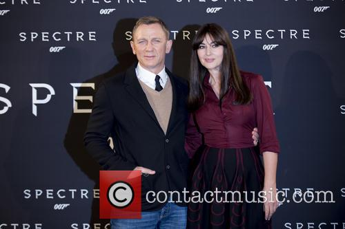 Daniel Craig and Monica Bellucci 1