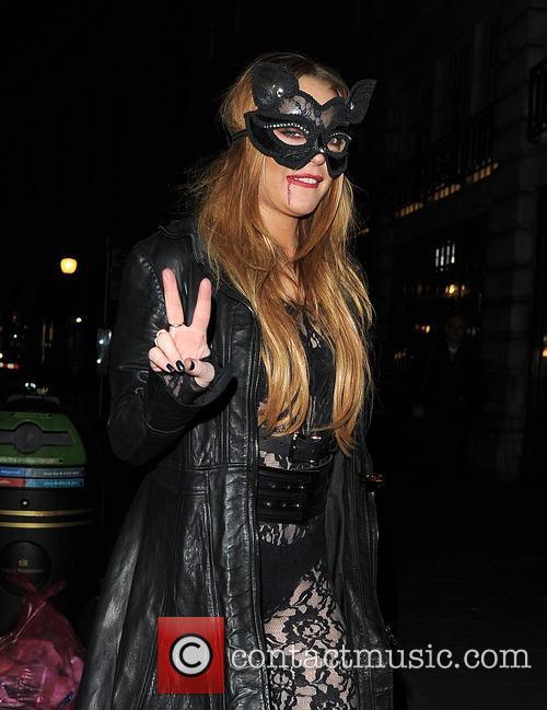 Lindsay Lohan 1