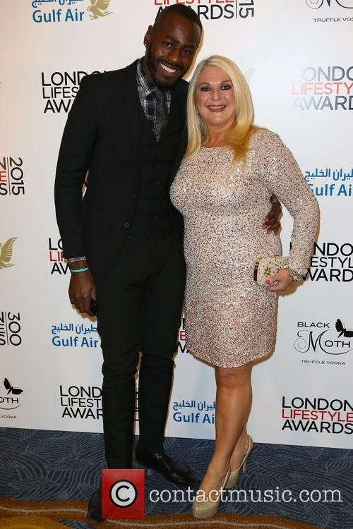 Ben Ofoedu and Vanessa Feltz 3