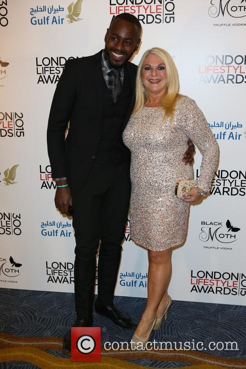 Ben Ofoedu and Vanessa Feltz 4