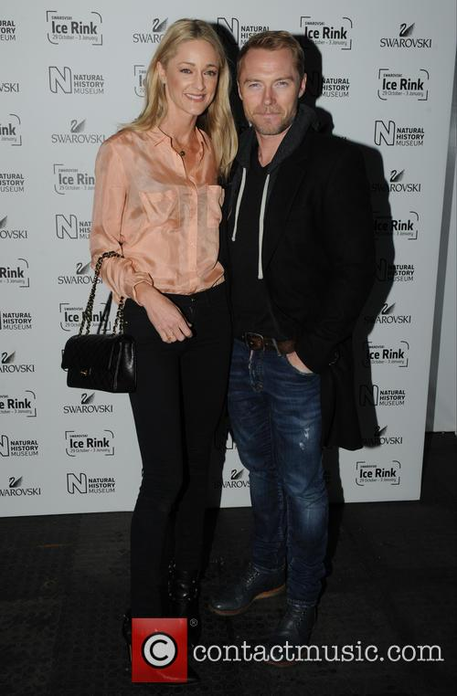 Ronan Keating and Storm Uechtritz 3