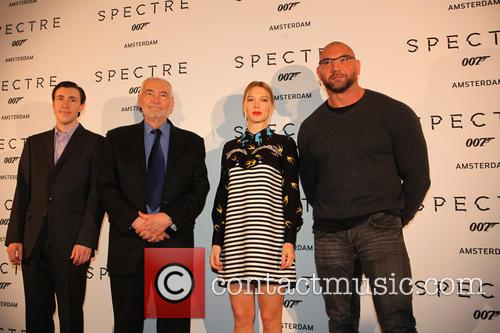 James Bond 'Spectre' photocall