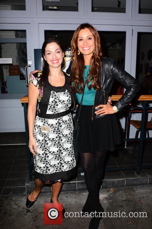 Tonia Buxton and Melanie Sykes 2