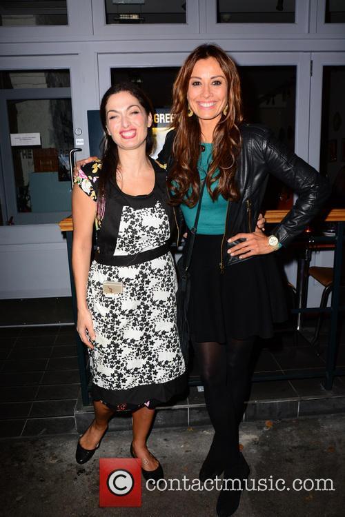 Tonia Buxton and Melanie Sykes 3