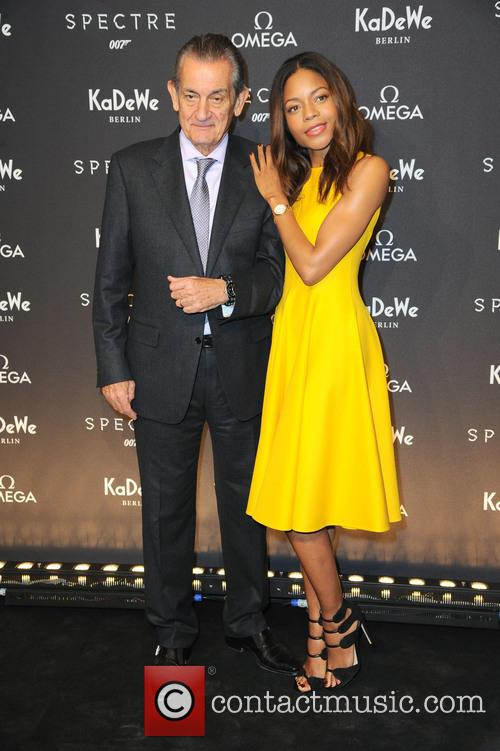 Stephen Urquhart and Naomie Harris 1