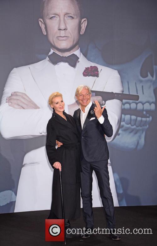 Grit Weiss, Jo Groebel, Bond and Sony 1