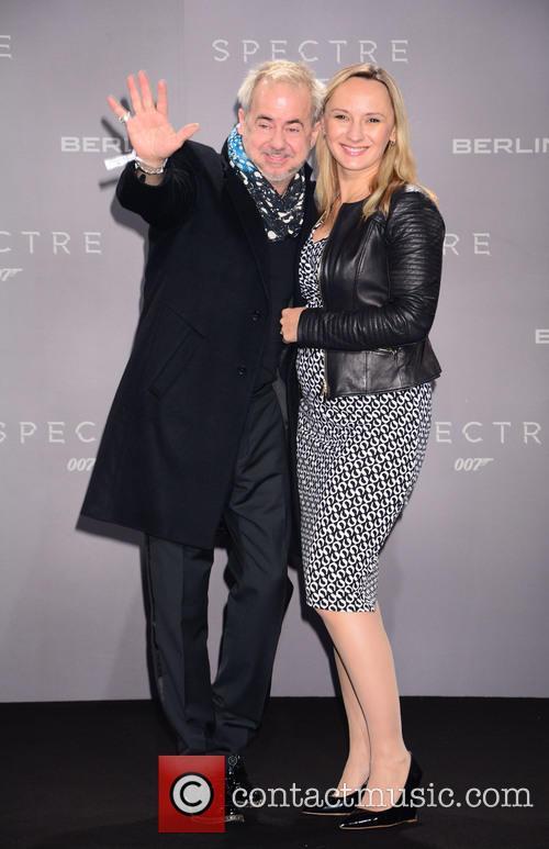 Helmut Zerlett and Natalia