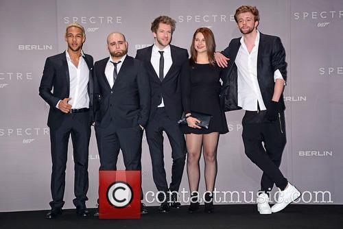 Simon Desue, Youtuber, Bond and Sony 2