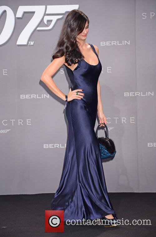 Shermine Shahrivar, Bond and Sony 2