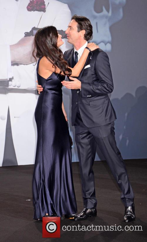 Shermine Shahrivar, Martin Bachmann, Bond and Sony 2