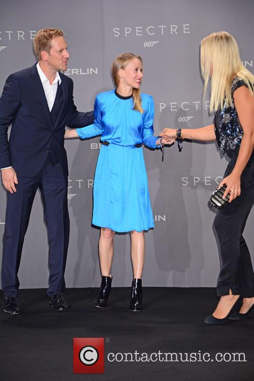 Jan Hahn, Constance, Nadine Krueger, Bond and Sony 1
