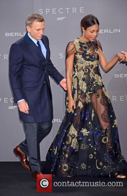 Daniel Craig and Naomie Harris 1