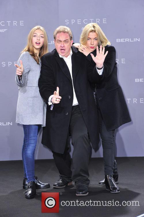 Celina Kalkofe, Oliver Kalkofe, Birte Schielke and Bond 2