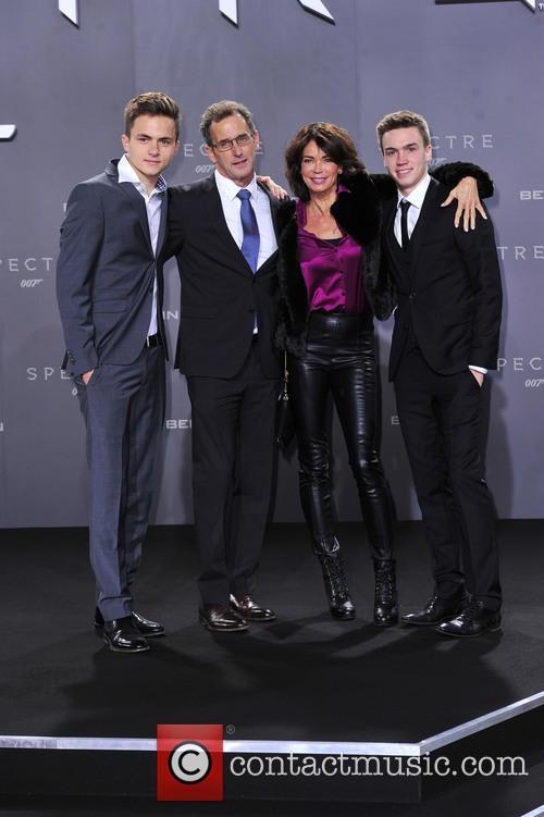 Wolfram Becker, Gerit Kling, Leon Kling and Bond 1