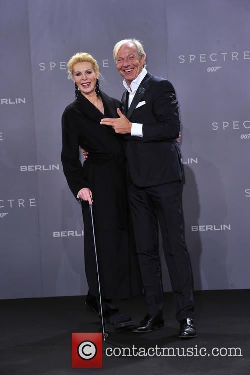 Grit Weiss, Jo Groebel and Bond 2