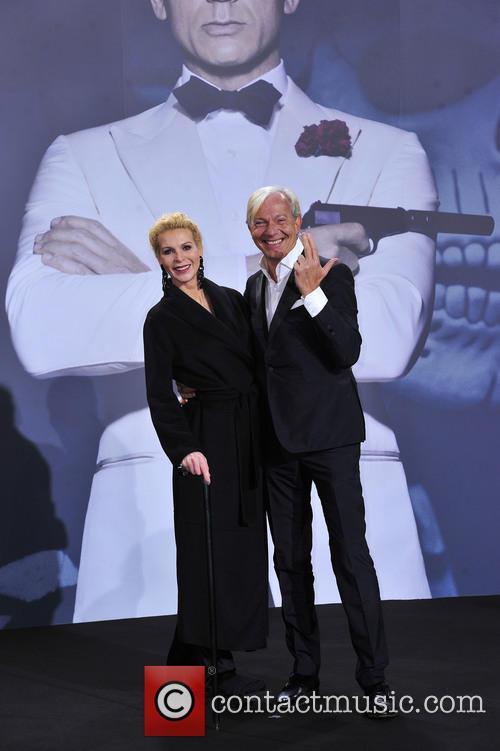 Grit Weiss, Jo Groebel and Bond 1