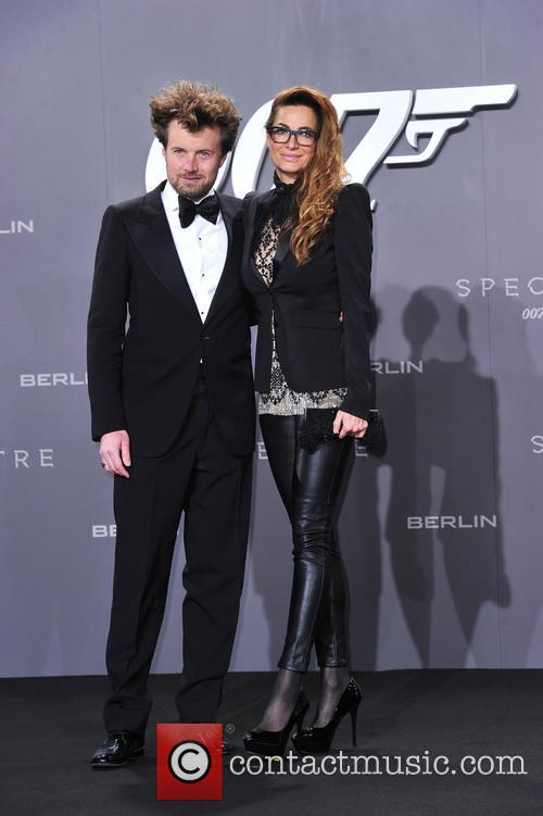 Michael Von Hassel and Alexandra Kamp