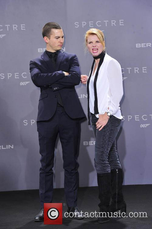 Anette Frier and Bond 2