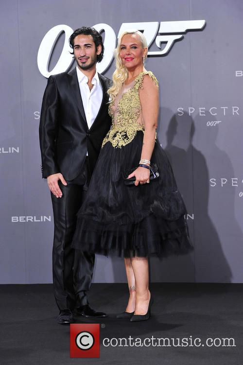 Umut Kekilli and Natascha Ochsenknecht 2