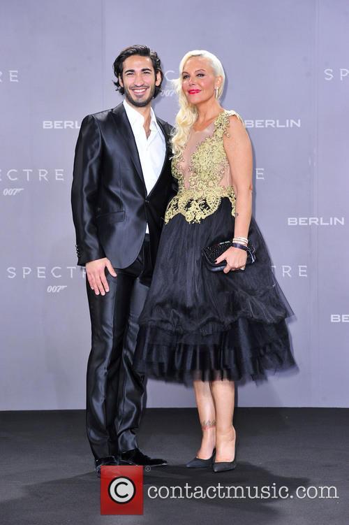 Umut Kekilli and Natascha Ochsenknecht 4