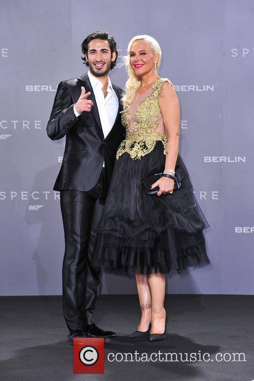 Umut Kekilli and Natascha Ochsenknecht 1