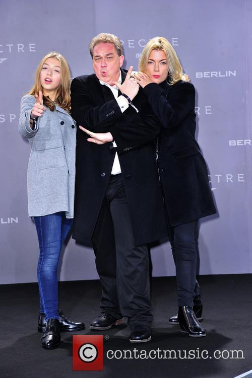 Celina Kalkofe, Oliver Kalkofe, Birte Schielke and Bond 1