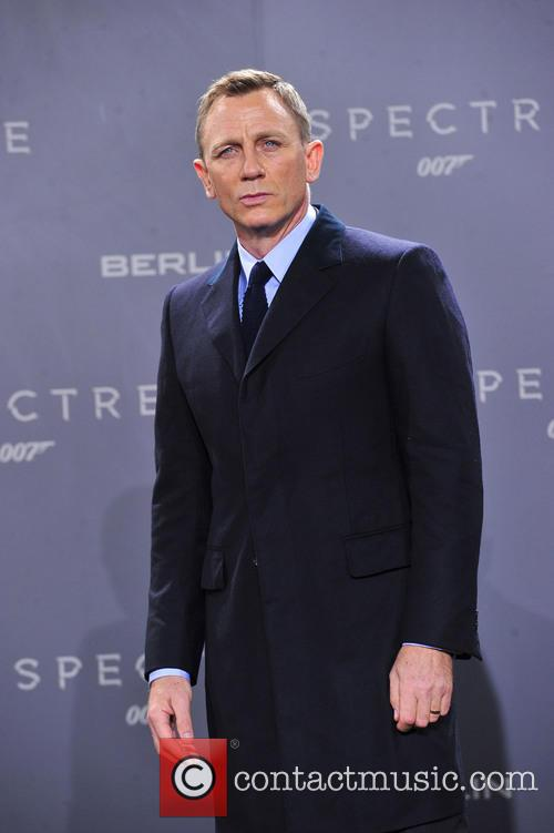 Daniel Craig Signs Up For New Tv Series. Is He Done With Bond?