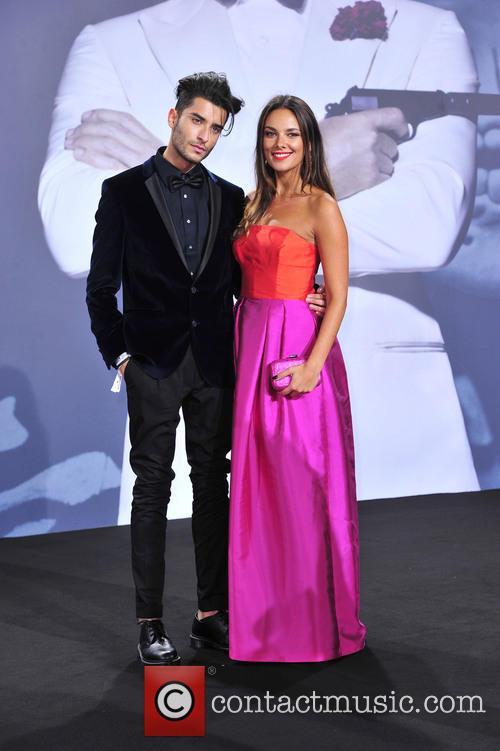Janina Uhse and Bond 7