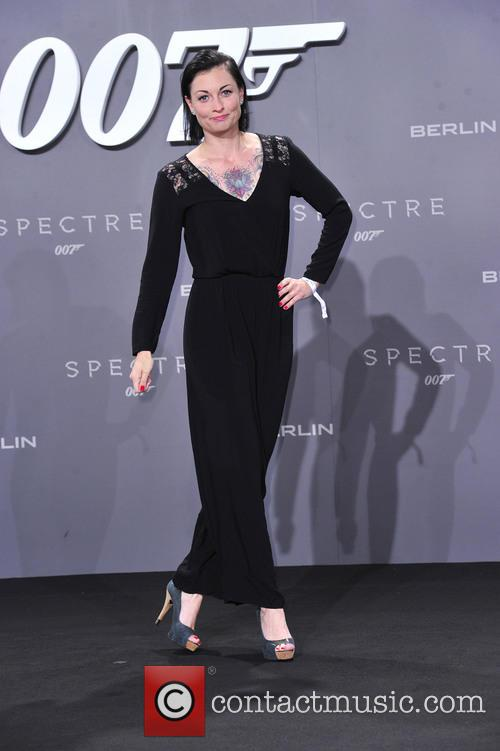 Lina Van De Mars and Bond 2
