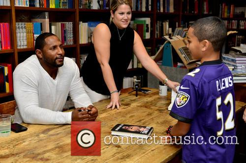 Ray Lewis 9