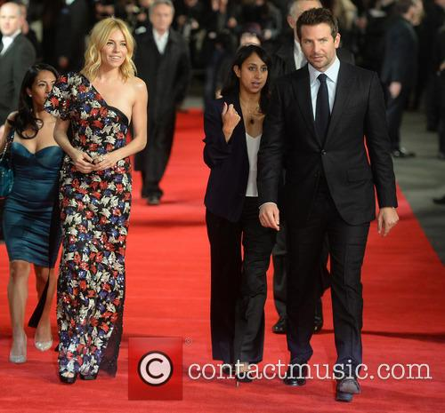 Sienna Miller and Bradley Cooper 2