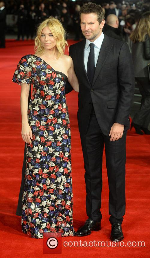 Sienna Miller and Bradley Cooper 3