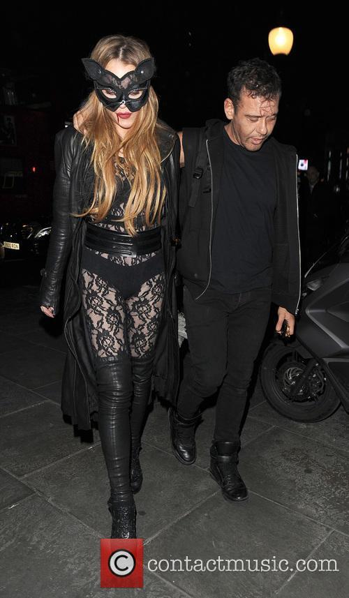Lindsay Lohan and Mert Alas 4