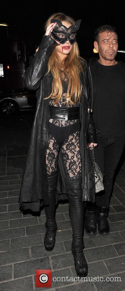 Lindsay Lohan and Mert Alas 6