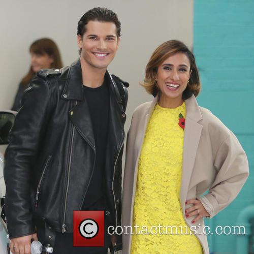 Anita Rani and Gleb Savchenko 7