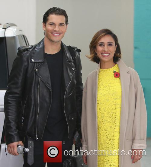 Anita Rani and Gleb Savchenko 9