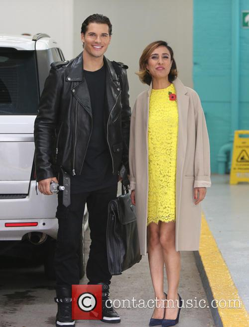 Anita Rani and Gleb Savchenko 10