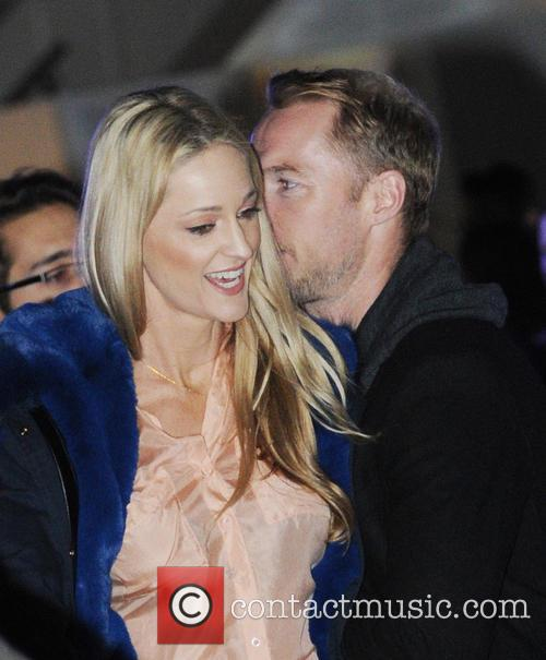Ronan Keating, Storm Uechtritz and Storm Keating 4