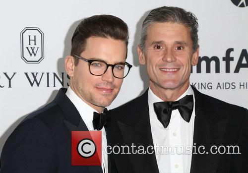 Matt Bomer and Simon Halls 5