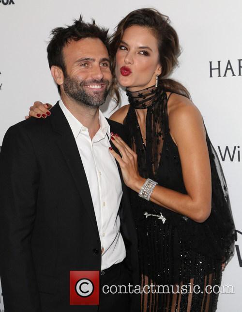 Jamie Mazur and Alessandra Ambrosio 4